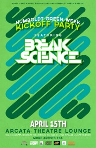 HGW Kickoff Party feat. Break Science